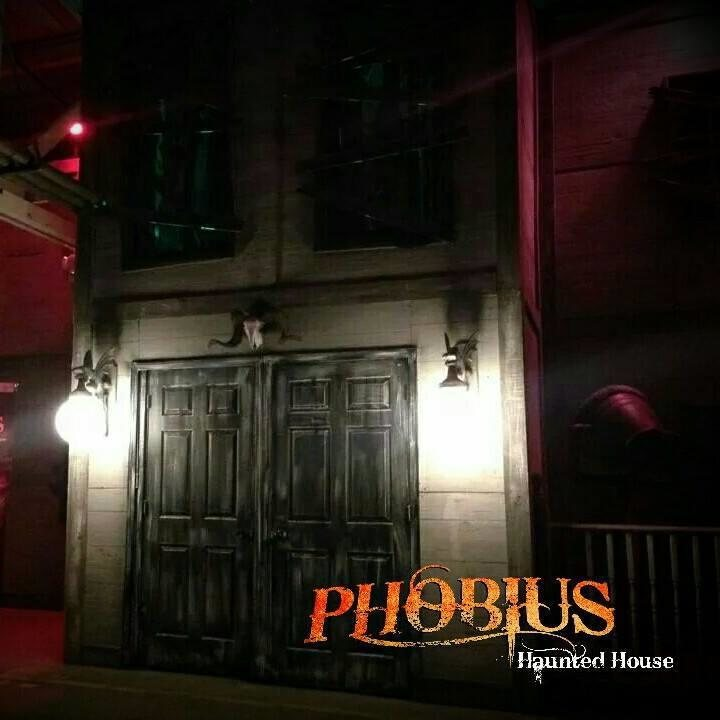 Haunted Abandoned Places In St Louis: Phobius Haunted House In Wright City MO